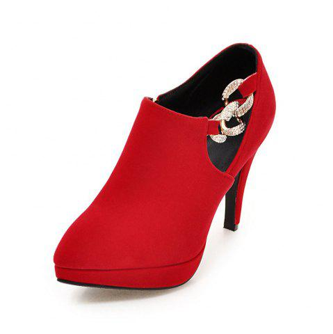 Outfits Sexy Sanding High Heeled Women Shoes