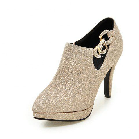 New Sexy Sanding High Heeled Women Shoes