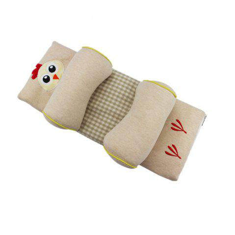 Store Cotton Pillow Baby Adjustable Washable Cartoon Embroidery