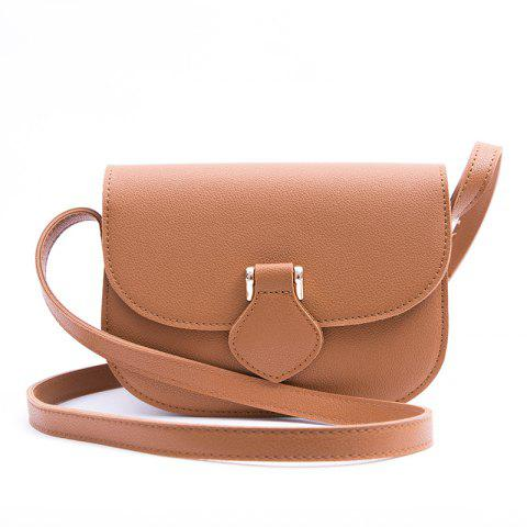 New Fashion Simple Shoulder Crossbody Bag