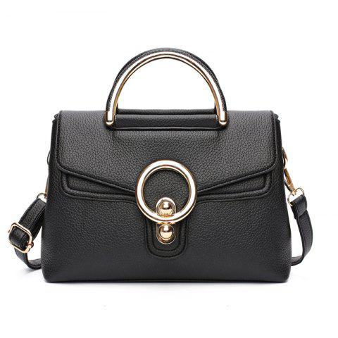 Buy Fashion Ring Shoulder Messenger Bag Hadbag