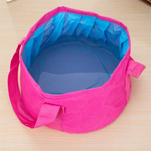 Outdoor Portable Folding Water Basin for Business Trip -