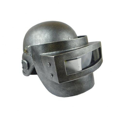 Outfits Top Quality Plating Zinc Alloy Helmet