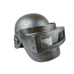 Top Quality Plating Zinc Alloy Helmet -