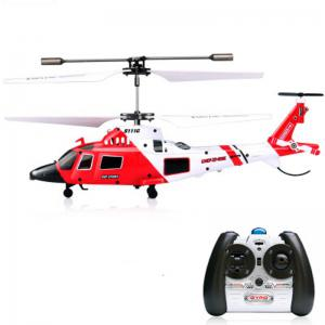 S111G 3.5CH Remote Control with LED Light RC Helicopter -