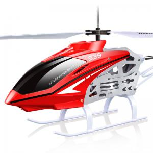 S39 RC Helicopter Aircraft 3.5CH 2.4GHz Gyro Flashing Light Remote Control Toy -