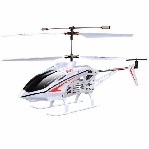 Outfit S39 RC Helicopter Aircraft 3.5CH 2.4GHz Gyro Flashing Light Remote Control Toy