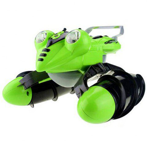 Affordable Children Remote Control Frog Toy Amphibious Car