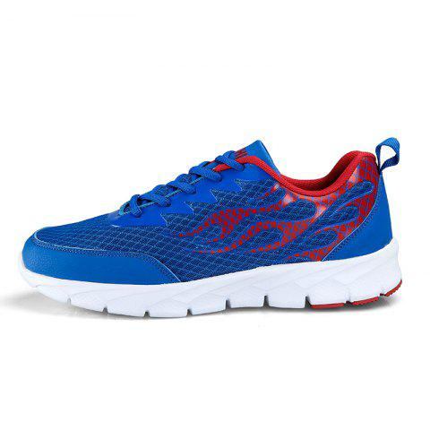 Outfit Flame Mesh Flying Men's Sneakers