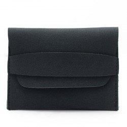 Fille Sac à main court et simple sac à main Vintage Soft Wallet Girl Card Sac -