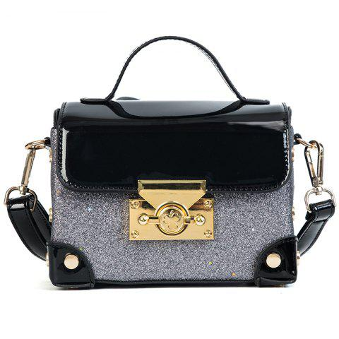 Outfits Female Crossbody Light Box Bag Handbag