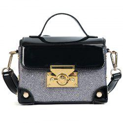 Female Crossbody Light Box Bag Handbag -