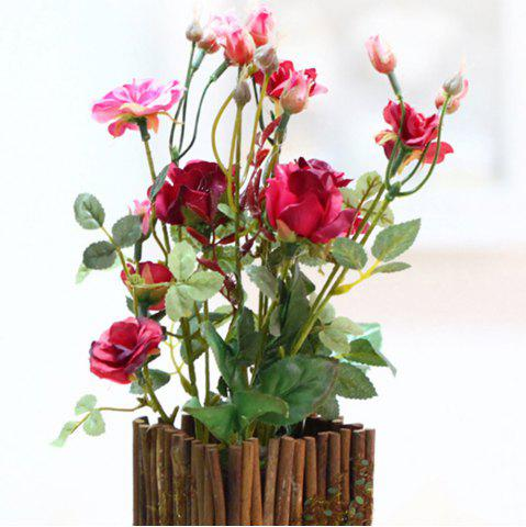 Online Rural Household Decoration Potted Art Flowers