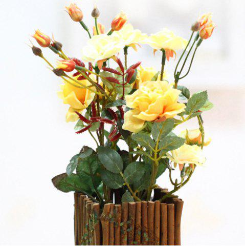 New Rural Household Decoration Potted Art Flowers