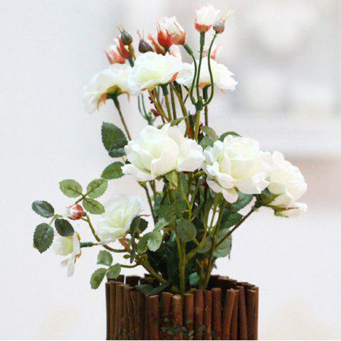 Chic Rural Household Decoration Potted Art Flowers