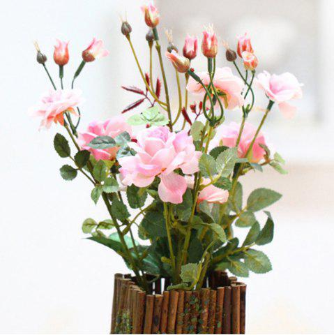 Fancy Rural Household Decoration Potted Art Flowers