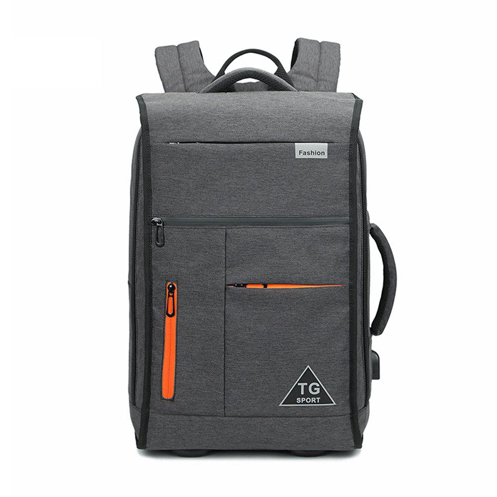 Trendy New Fashion Oxford Material Business Backpack