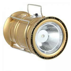 Collapsible LED Light Rechargeable Camping Light for Outdoor Trekking Hiking -