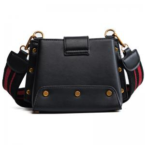 Girl New Fashion Broadband Small Square Single Shoulder Bag -