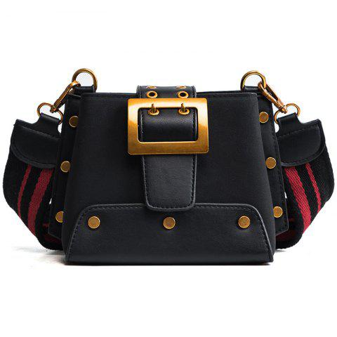 Chic Girl New Fashion Broadband Small Square Single Shoulder Bag