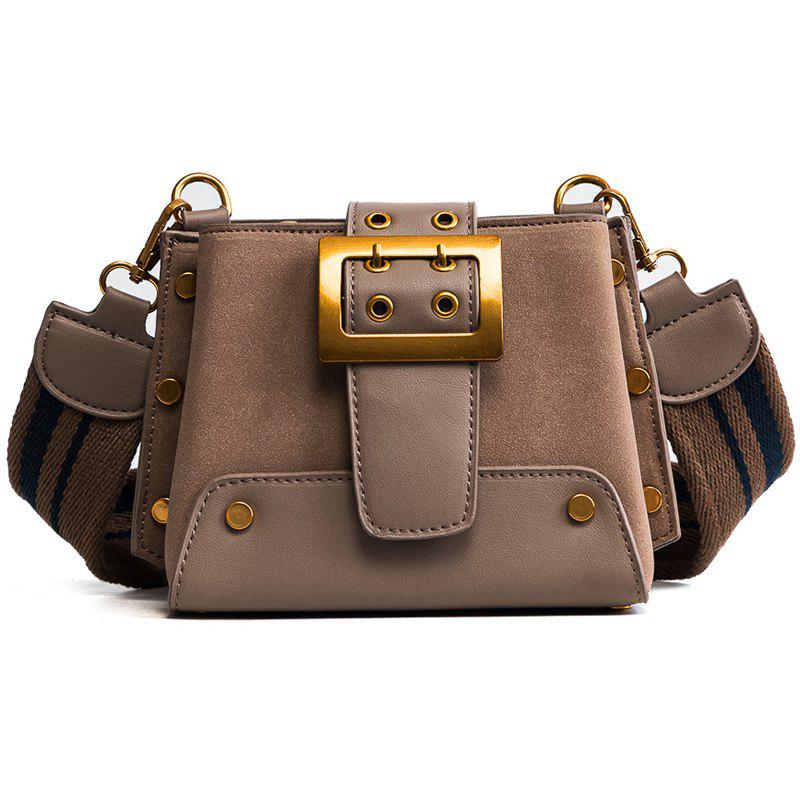 Best Girl New Fashion Broadband Small Square Single Shoulder Bag