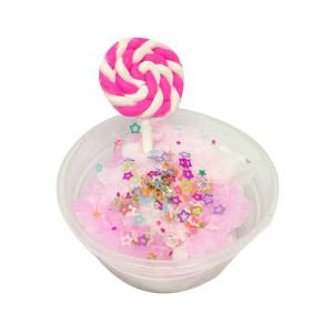 Lollipop Crystal Fairy Tale Cloud Crystal Mud -