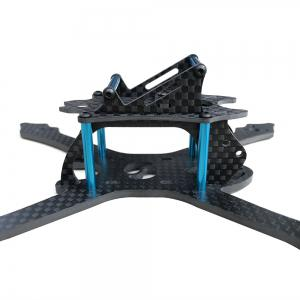 FSD VX145 145mm Frame Kit for FPV Micro Racing Drone -