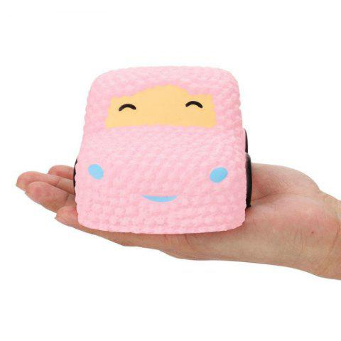 Sale Jumbo Squishy PU Slow Rising Stress Relief Toy Car Cake