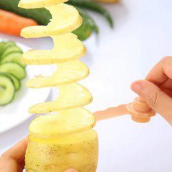 Magical  Roll Knife Creative Fruit Vegetable Volume Flower Machine -