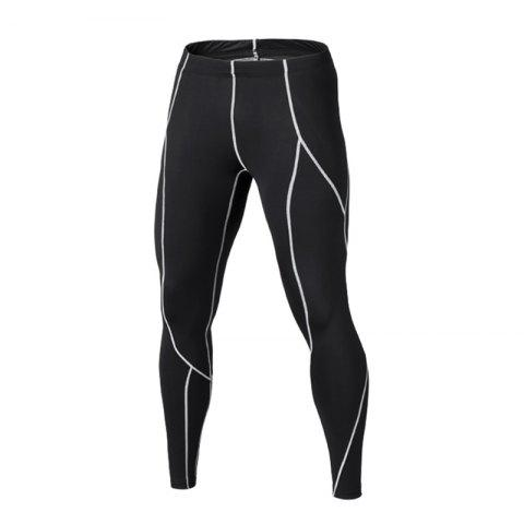 Fancy Breathable and Quick-drying Elastic Waist Pants