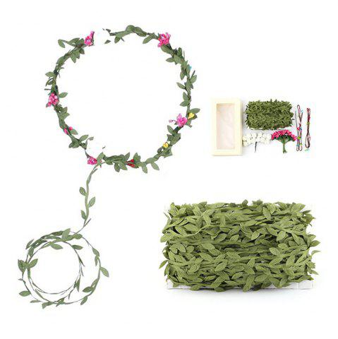 Outfit Plant Green Fine Rattan 40 Meters Artificial Leaf Flower Decoration