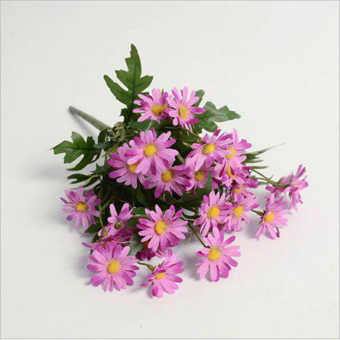 Trendy Daisies Decorated Artificial Flowers
