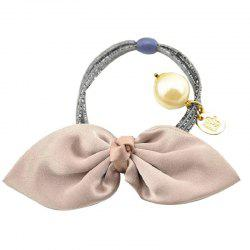 Women'S Fashion Bow Elastic Hair Bands -