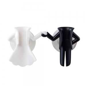 Creative Dance Partner Design Toothbrush Holder -