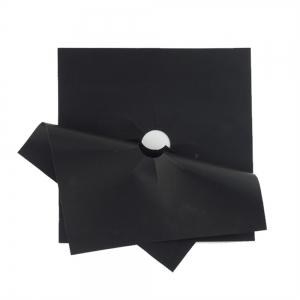 4pcs Safety Nonstick Gas Stove Protection Mat -