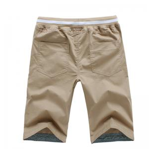 Man Cotton Frenulum Shorts -