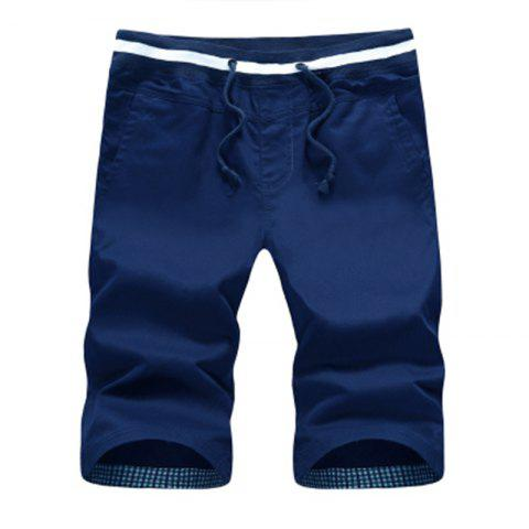 Online Man Cotton Frenulum Shorts