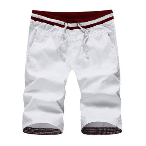 Fancy Man Cotton Frenulum Shorts