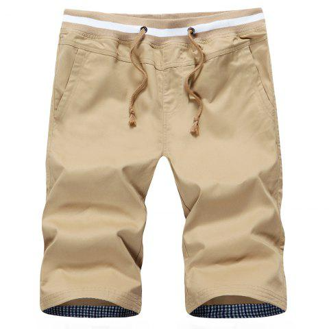 New Man Cotton Frenulum Shorts