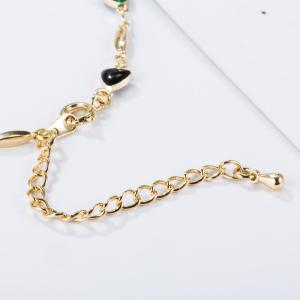 Fashion Heart Connected Elegant Anklet -