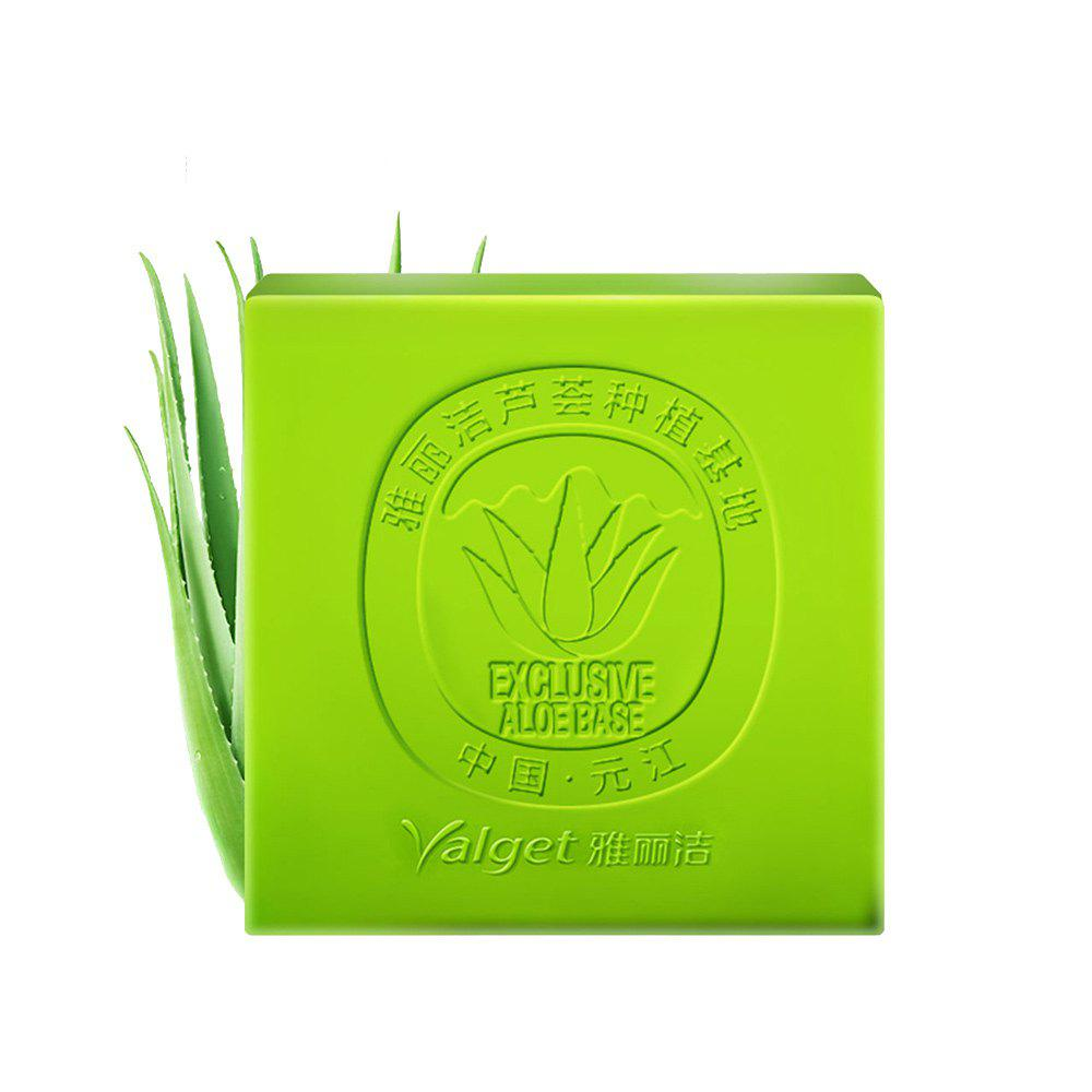 Fancy Yalget Aloe Aloe Soothing Handmade Soap