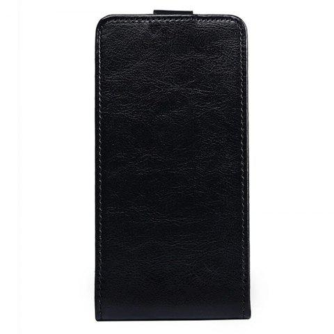 Buy Up and Down Crazy Horse Stripes Pu Leather Case for Elephone P8 Mini