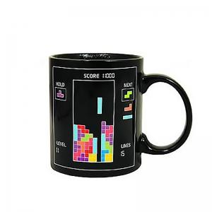 BALDR Earth Mark Cup Tetris The Heat Change Thermal Color Mugs -