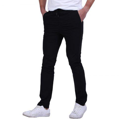 Trendy Quick Dry Fabric Sport Jogging Pants