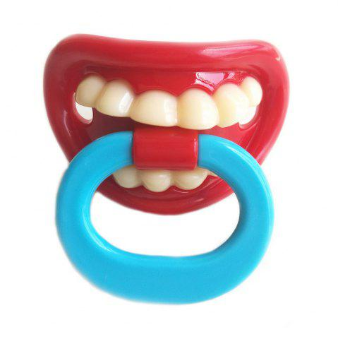 Discount Funny Mouth Style Infant Pacifier