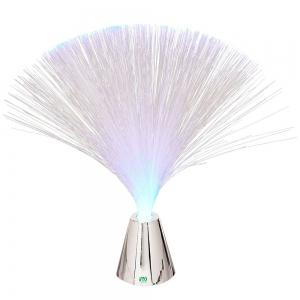 YWXLight Beautiful Romantic Color Changing LED Fiber Optic Night Light Lamp -