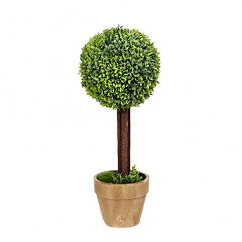 Latest WX-031701 Living Room Home Decoration Bonsai Ornaments Rural Fresh Potted Plants