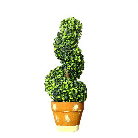 Outfit WX-031701 Living Room Home Decoration Bonsai Ornaments Rural Fresh Potted Plants