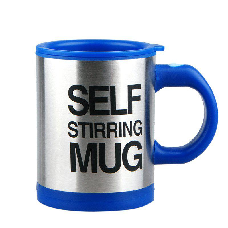 Latest BALDR Mug Automatic Electric Lazy Self Stirring Mug Coffee Milk