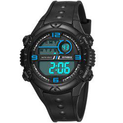 SYNOKE 9628 New Multi-Function Outdoor Men'S Sports Watch -